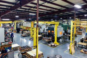 Large Machine Shop
